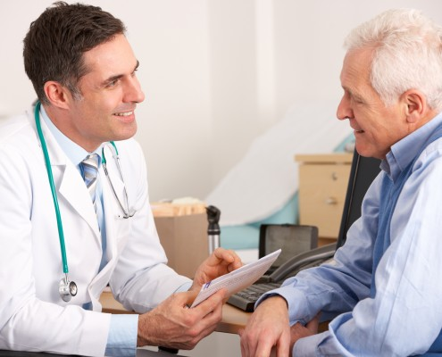 What are Geriatricians
