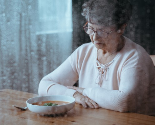 Loss Of Appetite When Aging