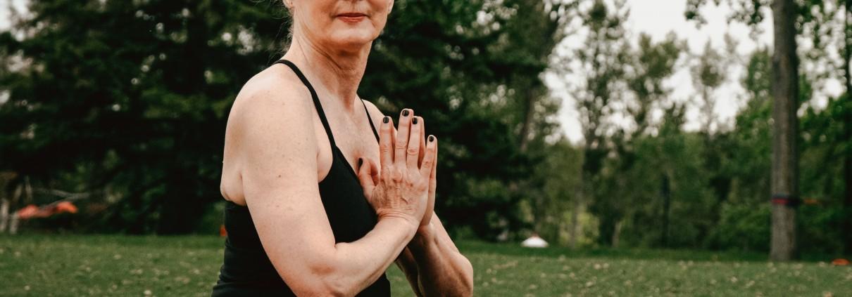 Meditation Benefits Seniors