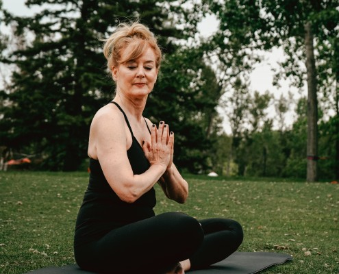 Meditation Benefits Seniors