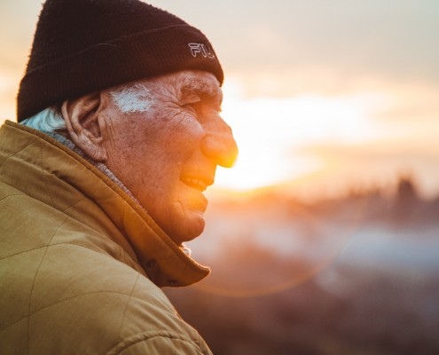Importance of Sunlight For Elderly